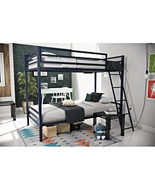 Maxwell Twin over Twin Metal Bunk Bed