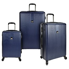 U.S. Traveler Sparta 3-Piece Hardside Spinner Set