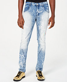 Reason Men's Artique Denim Jeans