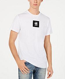 G-Star RAW Men's Box Logo T-Shirt, Created for Macy's