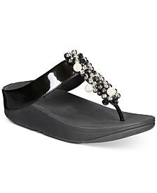 FitFlop Deco Flip-Flop Sandals