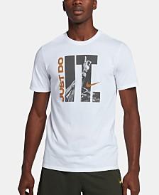 Nike Men's Just Do It Dri-FIT Basketball T-Shirt