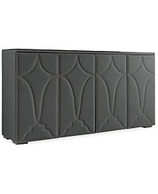 Curata Upholstered Credenza