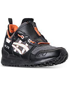 Asics Tiger Men's GEL-Lyte MT Zip Outdoor Sneakers from Finish Line