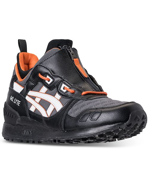 7a8e843f94ac Asics Tiger Men s GEL-Lyte MT Zip Outdoor Sneakers from Finish Line ...