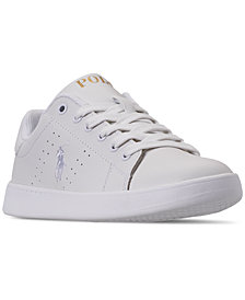 Polo Ralph Lauren Boys' Quilton Casual Sneakers from Finish Line