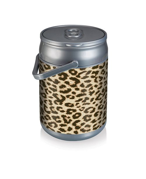 Picnic Time Oniva™ by Cheetah Print Design Can Cooler