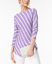 I.N.C. Striped Tunic, Created for Macy's