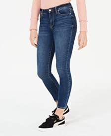 Celebrity Pink Juniors' Curvy Skinny Jeans