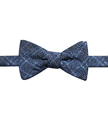 Ryan Seacrest Distinction™ Men's Siena Plaid Pre-Tie Bow Tie, Created for Macy's