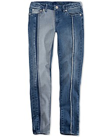 Levi's® Big Girls 710 Super Skinny Colorblocked Jeans