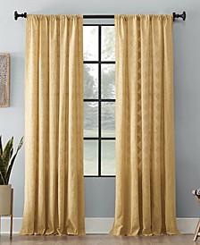Diamond Fray Cotton Curtain Collection