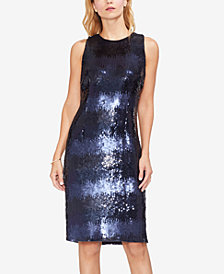Vince Camuto Sequined Dress