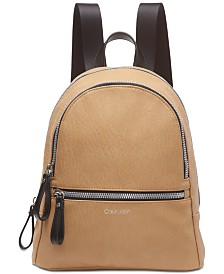 8f0fe16c06 Calvin Klein Elaine Backpack