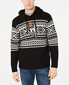 Polo Ralph Lauren Men's Polo Bear Wool Sweater