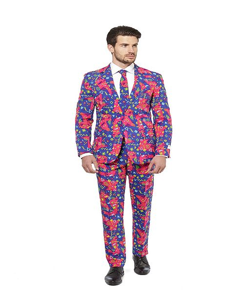 OppoSuits Men's The Fresh Prince Carnival Suit