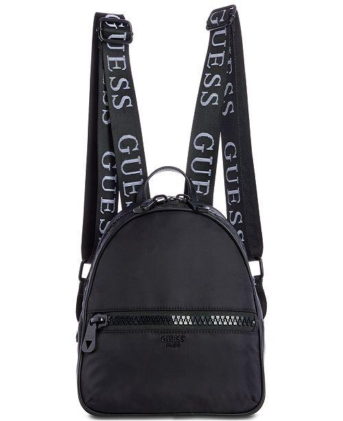 GUESS Urban Chic Nylon Backpack