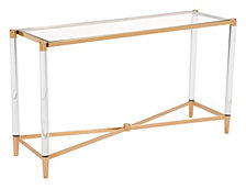 Existential Console Table