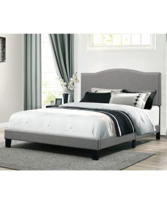 Kiley Upholstered King Bed