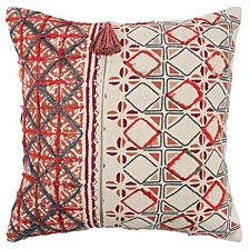 "20"" x 20"" Geometrical Design Pillow Collection"