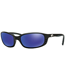 Costa Del Mar Polarized Sunglasses, BRINEP