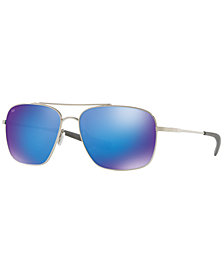 Costa Del Mar Polarized Sunglasses, CANAVERAL 59