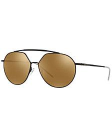 Emporio Armani Sunglasses, EA2070 59
