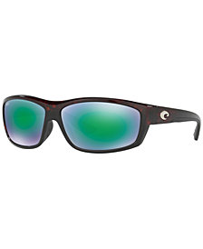Costa Del Mar Polarized Sunglasses, SALTBREAK 65P