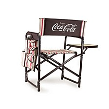 Oniva® by Coca-Cola Portable Folding Sports Chair