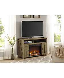 Winthrop Electric Fireplace Tv Console For Tvs Up To 50 Inches