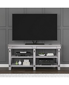 Broadmore Wood Veneer TV Stand