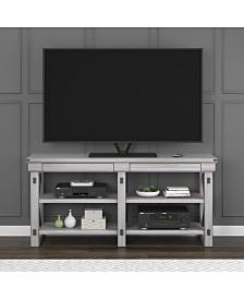 Ameriwood Home Broadmore Wood Veneer TV Stand