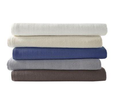 Herringbone Twin Blanket