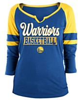 5th   Ocean Women s Golden State Warriors Slub Foil Raglan ... 2c2d9fdcc10b