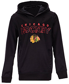Outerstuff Chicago Blackhawks Extreme Hoodie, Big Boys (8-20)