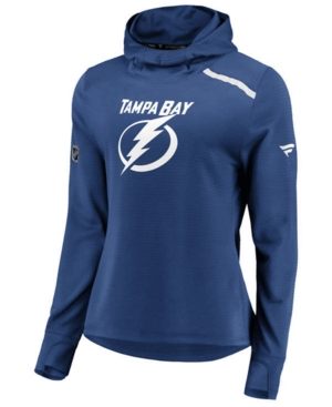 Women's Tampa Bay Lightning Authentic Pro Rinkside Hoodie
