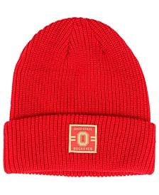 Ohio State Buckeyes Incline Cuffed Knit Hat