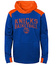 New York Knicks Off The Court Hoodie, Big Boys (8-20)