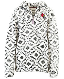 Pressbox Women's Louisville Cardinals Tribal Jacket