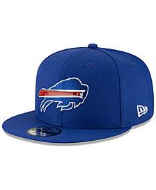 New Era Buffalo Bills Metal Thread 9FIFTY Snapback Cap