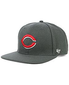 '47 Brand Cincinnati Reds Autumn Snapback Cap