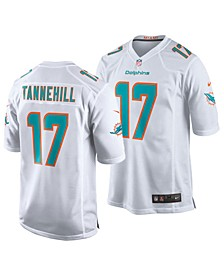 Men's Ryan Tannehill Miami Dolphins Game Jersey