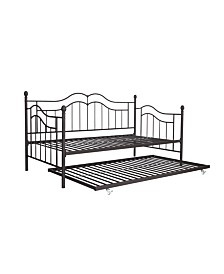 EveryRoom Selene Twin Daybed and Trundle