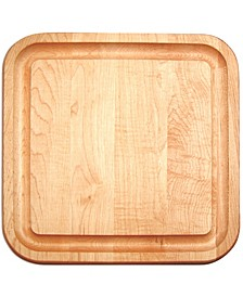 Square Cutting Board With Groove