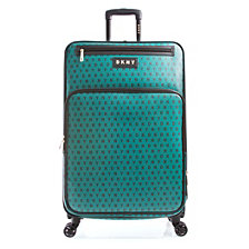 "DKNY Signature Gems 28"" Spinner Suitcase"