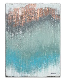 'High Point I' Abstract Canvas Wall Art, 40x30""