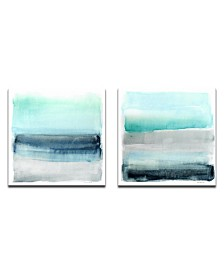 Ready2HangArt 'Parallel Energy' Abstract Canvas Wall Art Set