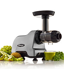 Omega CNC80S Compact Low-Speed Juicer and Nutrition System