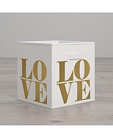 LOVE Print Bin