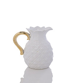 Shiraleah Large Pineapple Jug